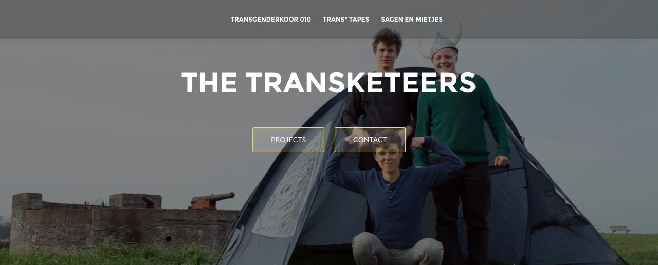 transketeers website